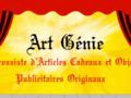Objets, cadeaux publicitaires dans la Sarthe : Art'G�nie