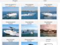 Location de bateaux moteur avec et sans permis Méditerranée