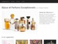 Les Ecuadors : bijouterie fantaisie de luxe � Bruxelles