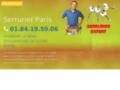 Détails : Serrurier Paris
