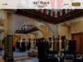 Détails : Art Place Marrakech: Un Riad aux proportions séduisantes