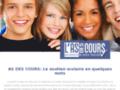 cours soutien sur www.asdescours.com