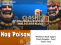 Détails : Les stratégies gagnantes pour clash royale
