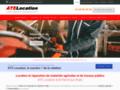 Détails : ATELocation, location de machines pour le terrassement