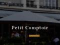 Détails : Au Petit Comptoir - Restaurant - Reims