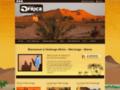 Faire du sport au milieu du désert du Sahara