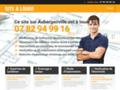 Détails : Les chantiers de l'électricien sur Aubergenville