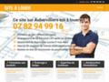 Détails : L'intervention de l'électricien sur Aubervilliers
