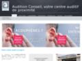 Audition Conseil à Avignon lance son nouveau site Internet