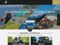 Voyages à moto Augustin de Chassy