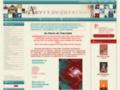 site http://www.auparvisducherchant.fr
