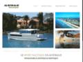 Détails : Australie nautique : Pays de la mer et du sport nautique