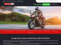 Détails : Garage moto, scooter à Roquevaire, près de Marseille