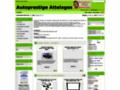 site http://www.autoprestige-attelage.fr