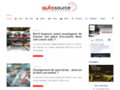 Détails : Auto Source : le magazine des passionnés de voitures en tout genre