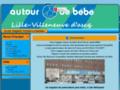 Voir la fiche détaillée : Autour de Bébé : magasin de puériculture pour bébé à Lille Villeneuve-d'Ascq