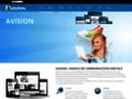 Détails : Avision Création référencement de site web fes maroc