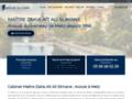 Détails : Cabinet d'avocat à Metz - Maître Zakia Aït Ali Slimane