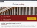 Détails : Avocat contrat de travail Lyon 2
