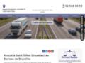 Détails : Avocat roulage à Bruxelles - Maître Bernard Burhin