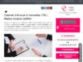 Détails : Cabinet d'avocat à Versailles - Maître Ondine CARRO