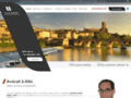 Détails : Maître Antonin HUDRISIER, avocat en droit public à Albi