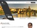 Détails : Maître Antonin HUDRISIER, avocat au Barreau d'Albi