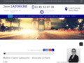 Avocat accident de la route à Paris: Maître Claire Latouche