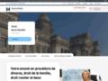 Détails : avocate à Saint-Gilles près de Bruxelles