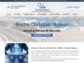 Détails : Avocat en droit associatif à Marseille
