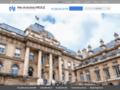 Détails :  Maître Antoine MOLE, avocat fiscaliste à Paris 17