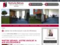 Détails : avocate en droit du travail à Aix-en-Provence