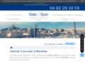 Détails : Cabinet d'avocats à Marseille (13)