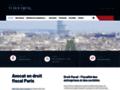 Détails : Avocat droit fiscal Paris