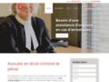 Détails : Avocate en Droit Criminel et Pénal à Valleyfield et Vaudreuil