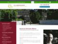 Détails : Maître Pierre MARTIN-DUCRUET, avocat en droit des affaires