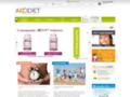 Axodiet - régime protéïné