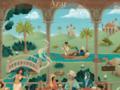 Détails : Des styles marocains et méditerranéens à l'Azar restaurant
