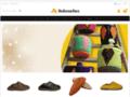 Détails : Vente des babouches et chaussons marocains en ligne
