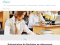 Détails : Accédez aux informations sur le bachelor en alternance