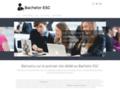 Détails : Bachelor ESC