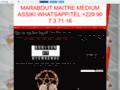 Détails : MARABOUT MAITRE MEDIUM ASSIKI WHATSAPP/TEL:+229 90 7 3 71 16