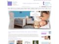 chambre enfant sur www.bambinsdeco.com