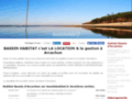 Détails : Vacances en camping Arcachon