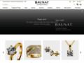Baunat : vente et création de bijoux en diamants haut de gamme