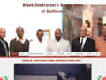 Black Contractors Association (BCA)