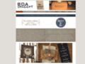 Gravure sur verre - BDA Concept à Bedoin