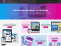 Création de bannières et images web
