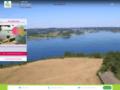 Camping Beau Rivage au lac de Pareloup