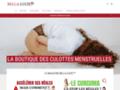 Détails : Lingerie et sous-vêtements femme - Bella Lucie